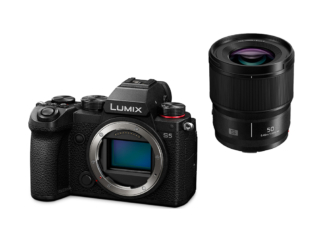 Panasonic Lumix S5 Gehäuse + Lumix S 1,8/50mm