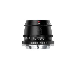 TTArtisan X 1,4/35mm schwarz