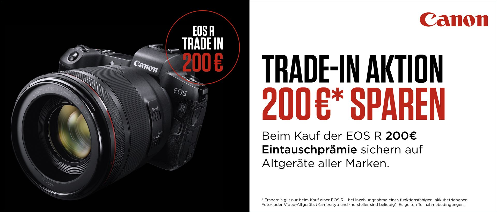 Canon EOS R Trade-In