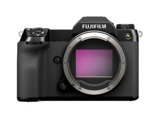 Fuji GFX 50S II