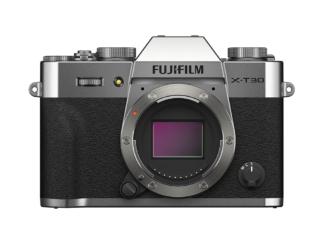 Fuji X-T30 II silber Gehäuse