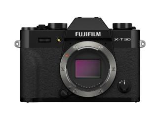 Fuji X-T30 II schwarz Gehäuse