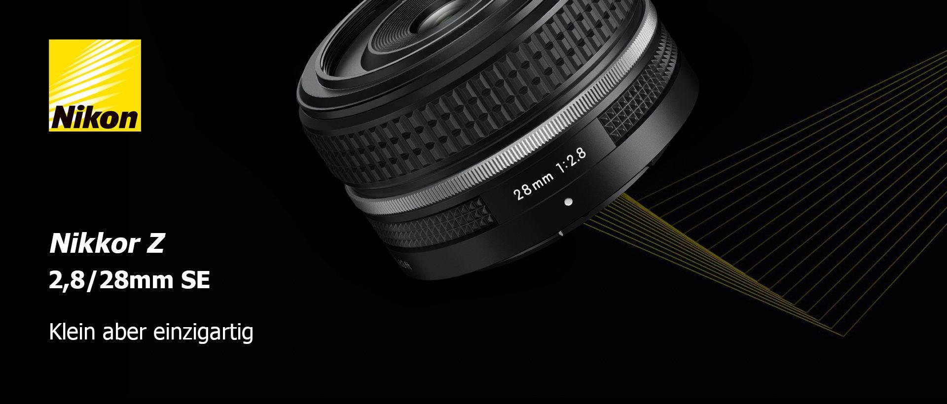 Nikon Z 2,8/28mm SE